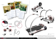 LifeSpan Fitness equipment